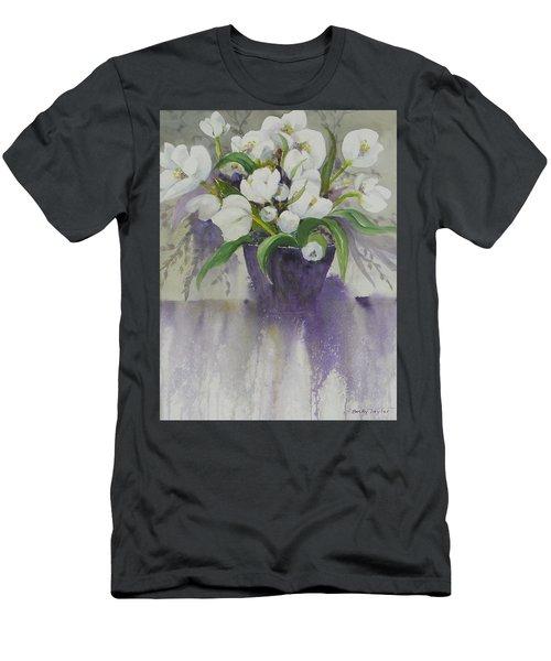 Spillover Men's T-Shirt (Athletic Fit)