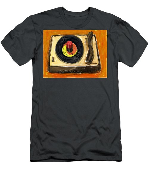 Spin It Men's T-Shirt (Athletic Fit)
