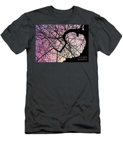 Spiral Tree Men's T-Shirt (Athletic Fit)