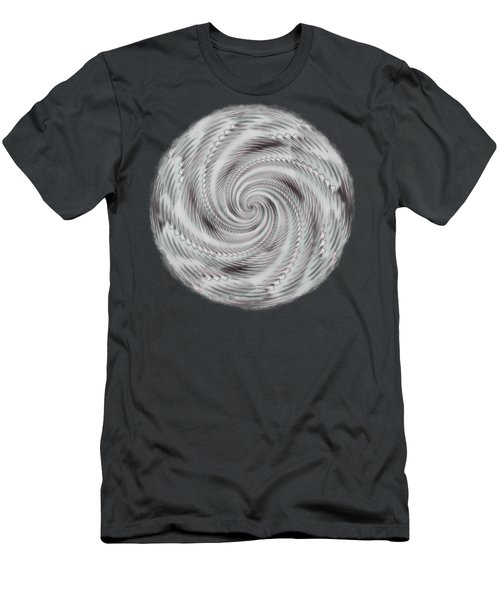Spiraling Men's T-Shirt (Athletic Fit)