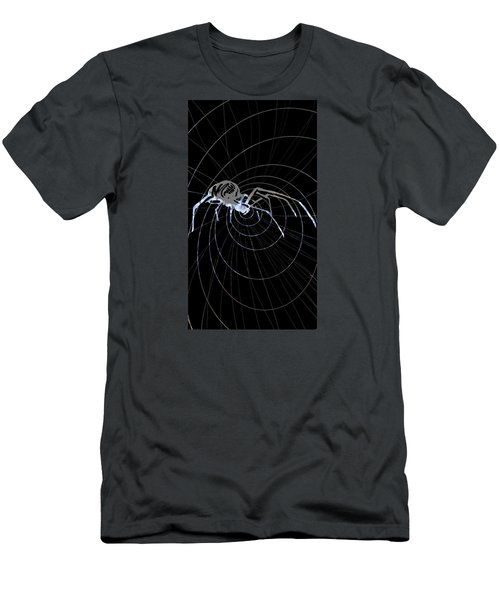 Spirit Animal . Spider Men's T-Shirt (Slim Fit) by John Jr Gholson