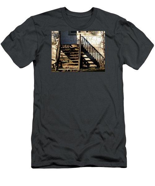 Spirit Stairs Men's T-Shirt (Slim Fit)