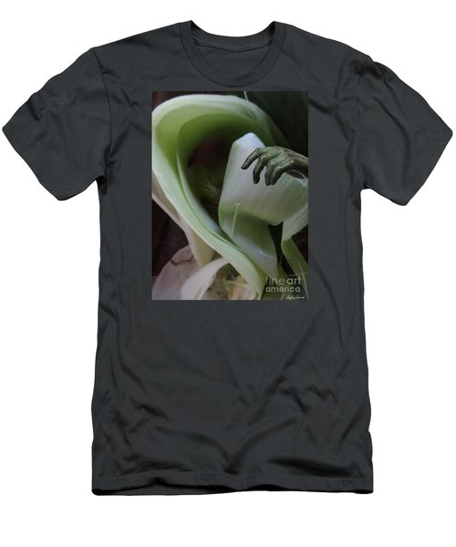 Spirit Touch Men's T-Shirt (Slim Fit) by Lyric Lucas