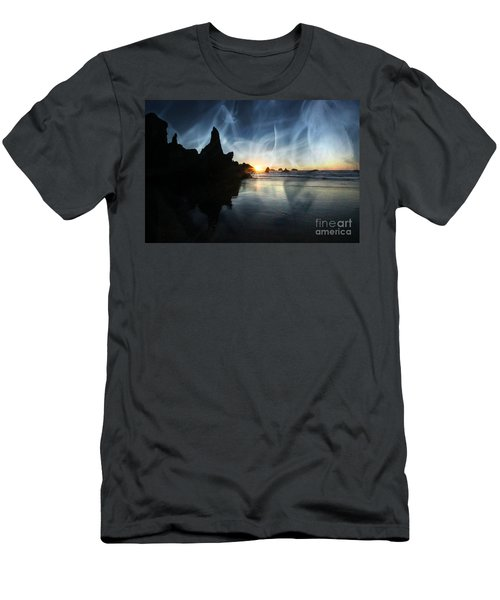 Spirits At Sunset Men's T-Shirt (Athletic Fit)
