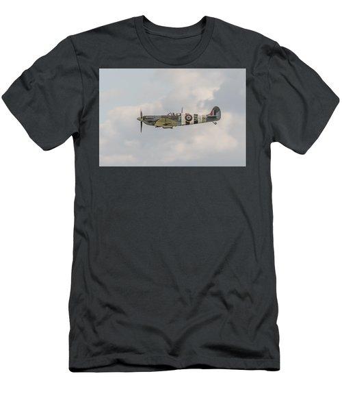 Spitfire Mk Vb Men's T-Shirt (Athletic Fit)