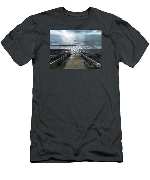 Splash Men's T-Shirt (Slim Fit) by Karen Lewis