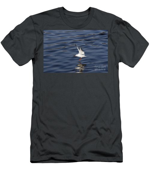 Splashdown Men's T-Shirt (Slim Fit) by Michal Boubin
