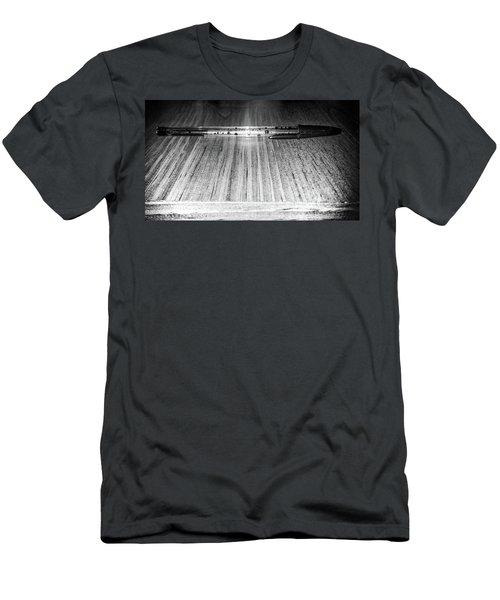 Splatter Men's T-Shirt (Athletic Fit)