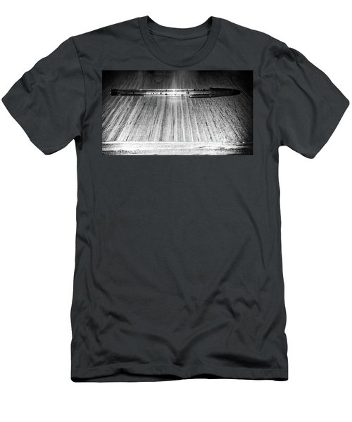 Men's T-Shirt (Athletic Fit) featuring the photograph Splatter by Robbie Masso