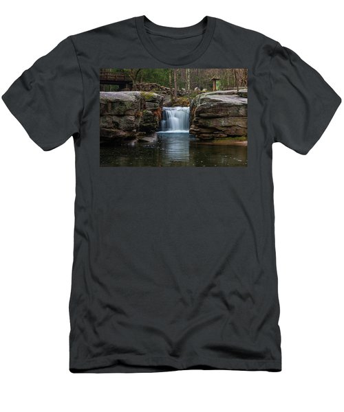 Split Rock In April 2018 Men's T-Shirt (Athletic Fit)