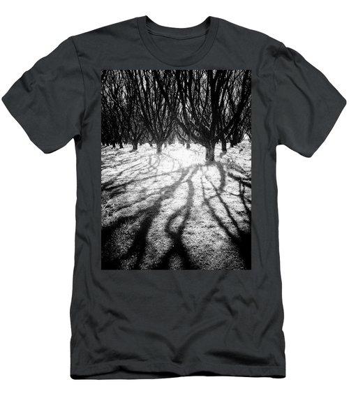 Spooky Forest Men's T-Shirt (Athletic Fit)