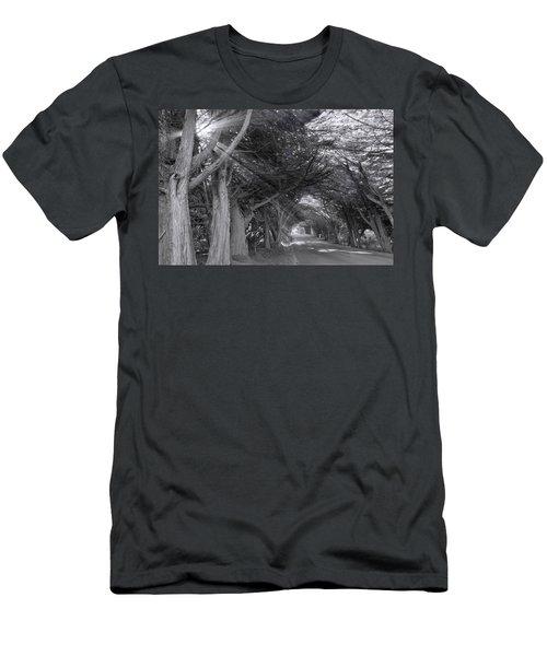 Spooky Men's T-Shirt (Athletic Fit)