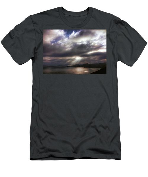 Spot O' Sun Men's T-Shirt (Athletic Fit)