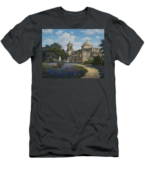 Spring At San Jose Men's T-Shirt (Athletic Fit)