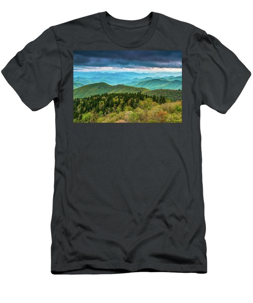Men's T-Shirt (Athletic Fit) featuring the photograph Spring Colors by Joye Ardyn Durham