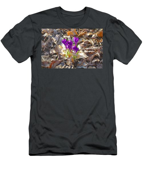 Spring Gathering Men's T-Shirt (Athletic Fit)