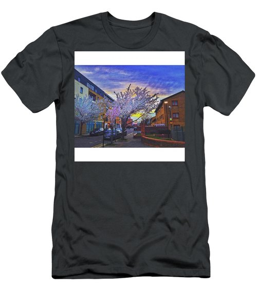 •spring Is Rather Men's T-Shirt (Athletic Fit)