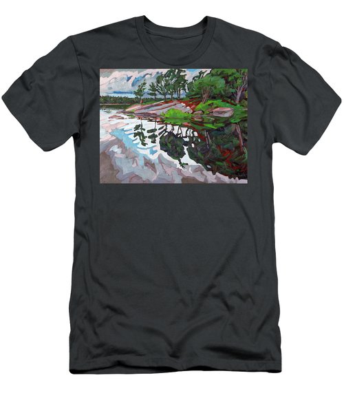 Spring Paradise Men's T-Shirt (Athletic Fit)