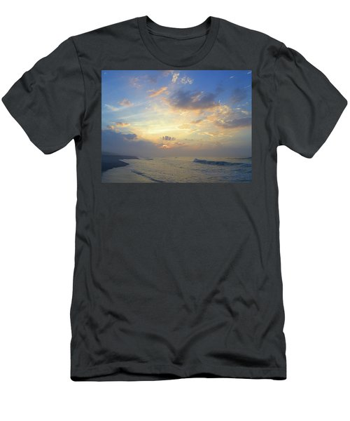 Spring Sunrise Men's T-Shirt (Athletic Fit)