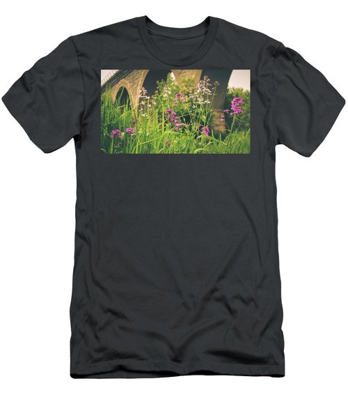 Spring Under The Arches Men's T-Shirt (Athletic Fit)