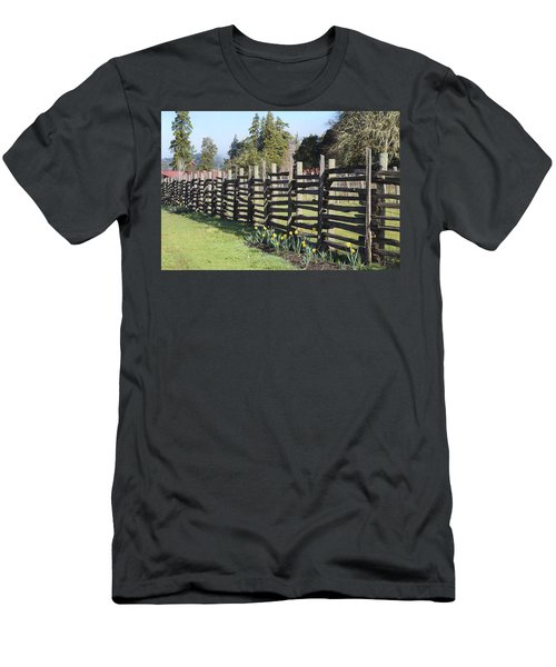 Springtime In Anderson Valley Men's T-Shirt (Athletic Fit)