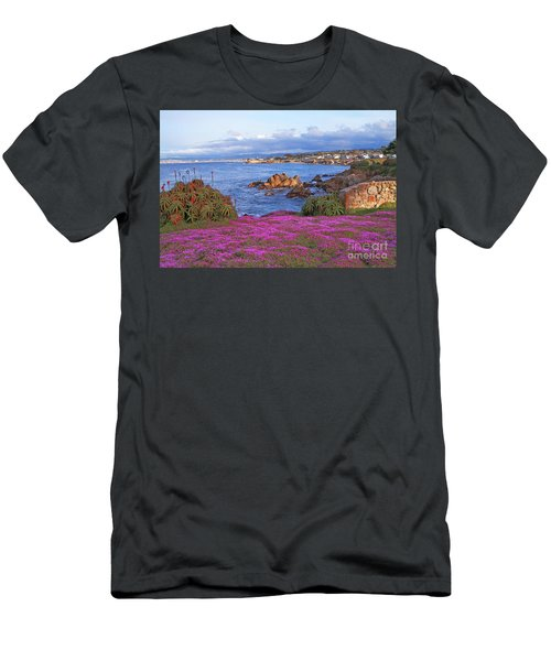 Springtime In Pacific Grove Men's T-Shirt (Athletic Fit)