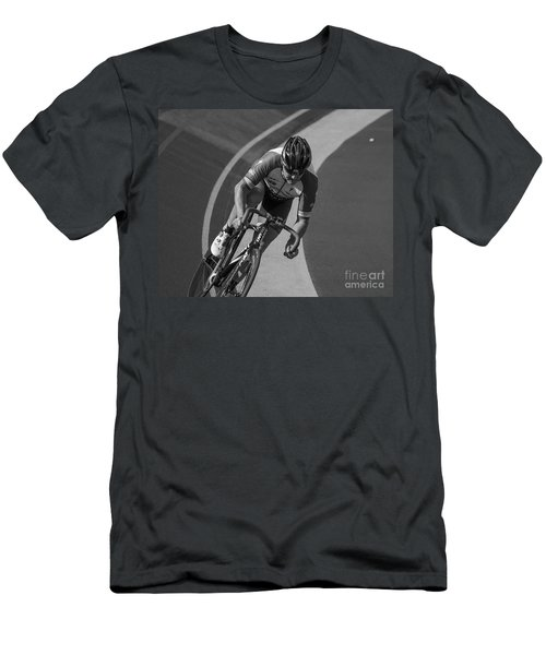 Sprinting Men's T-Shirt (Athletic Fit)