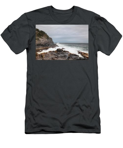 Squeaker Cove Men's T-Shirt (Athletic Fit)