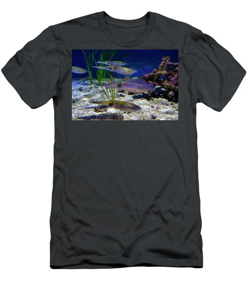 Squid Men's T-Shirt (Athletic Fit)