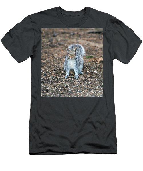 Squriel Full Face Men's T-Shirt (Athletic Fit)
