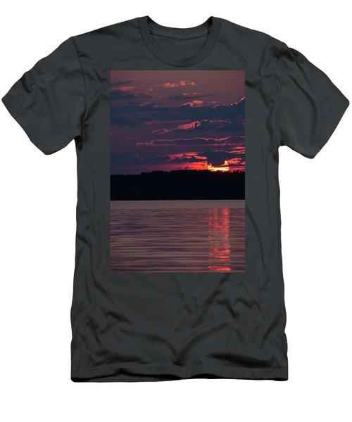 Ssp-1 Men's T-Shirt (Athletic Fit)