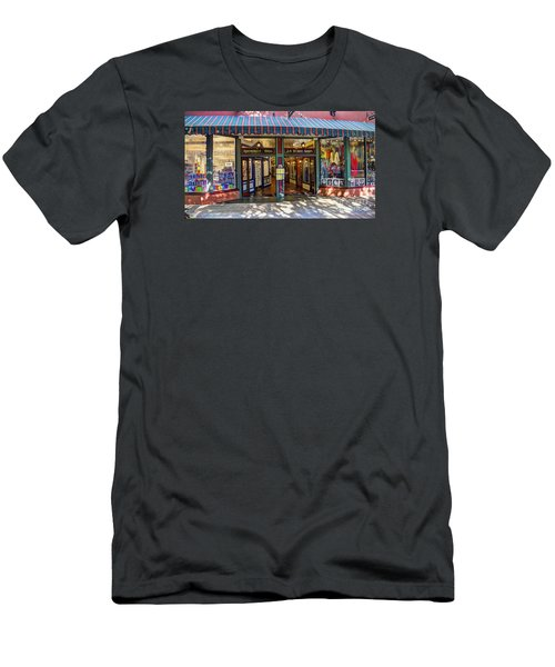 St Augustine Indoor Mall Men's T-Shirt (Athletic Fit)