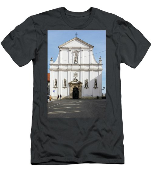 St. Catherine's Church Men's T-Shirt (Athletic Fit)
