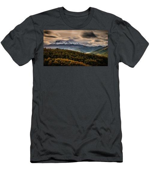 St. Helens Wrath Men's T-Shirt (Athletic Fit)