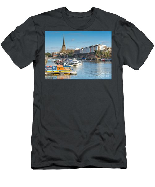 St Mary Redcliffe Church, Bristol Men's T-Shirt (Athletic Fit)