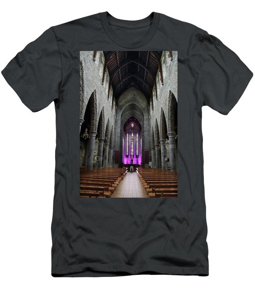 St. Mary's Cathedral, Killarney Ireland 1 Men's T-Shirt (Athletic Fit)