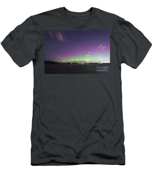 St. Patrick's Day Aurora 2015 Men's T-Shirt (Athletic Fit)