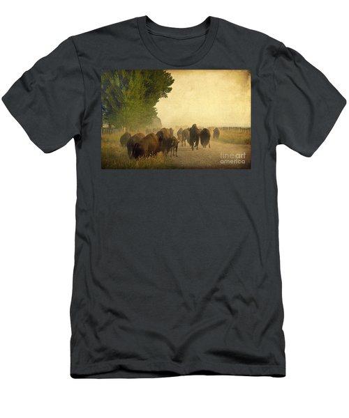 Stampede Men's T-Shirt (Athletic Fit)