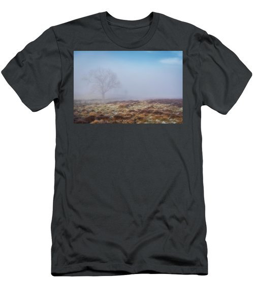 Men's T-Shirt (Athletic Fit) featuring the photograph Standing Fiercely by Jeremy Lavender Photography