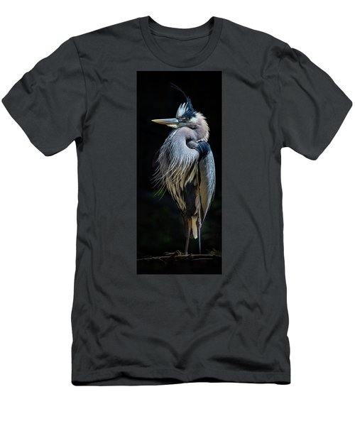 Standing Guard Men's T-Shirt (Athletic Fit)