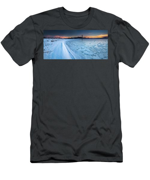 Standing Straight Forever Men's T-Shirt (Athletic Fit)