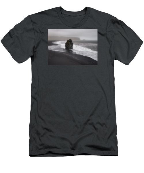 Standing Tall Men's T-Shirt (Slim Fit) by William Beuther