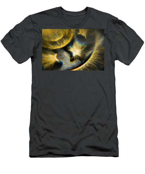 Men's T-Shirt (Athletic Fit) featuring the photograph Star Burst by Greg Collins