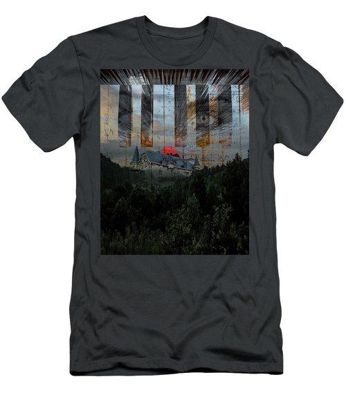 Star Castle Men's T-Shirt (Athletic Fit)