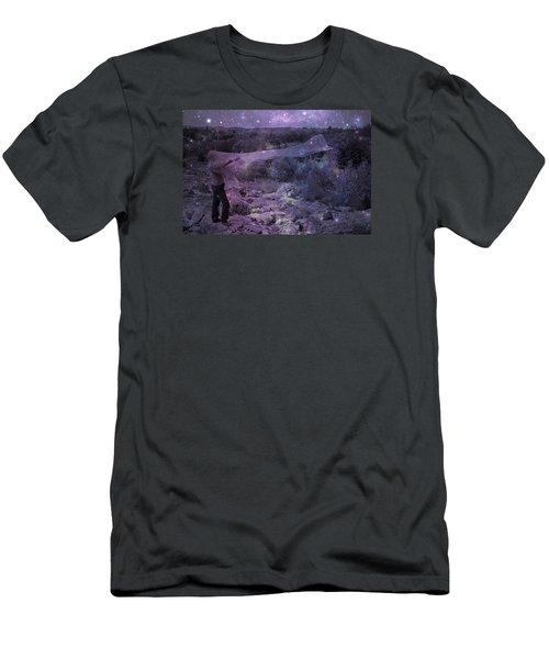 Star Catcher Men's T-Shirt (Athletic Fit)