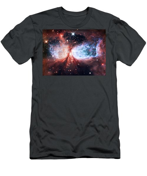 Star Gazer Men's T-Shirt (Athletic Fit)