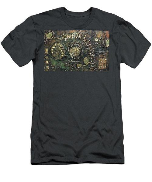 Star Ladder Men's T-Shirt (Slim Fit) by Bernard Goodman