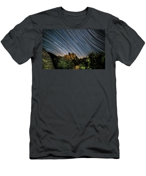 Starfall Men's T-Shirt (Athletic Fit)
