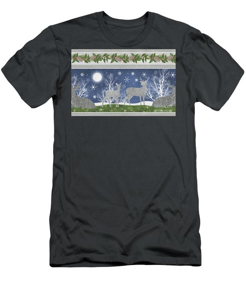 Starlight Christmas Xii Men's T-Shirt (Athletic Fit)