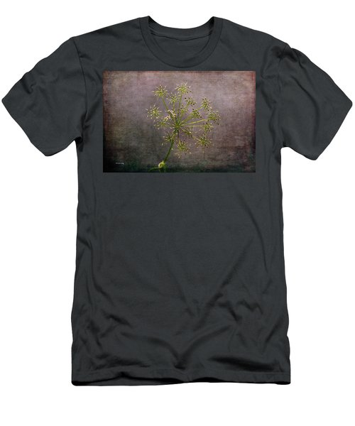 Men's T-Shirt (Athletic Fit) featuring the photograph Starry Flower by Randi Grace Nilsberg